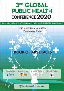 abstract book globeheal 2020