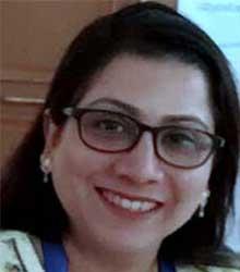 dr. saira mehnaz